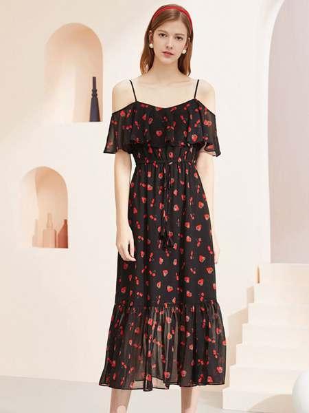 拉夏贝尔女装产品图片