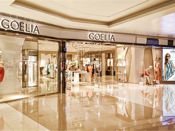 歌莉娅女装店铺展示